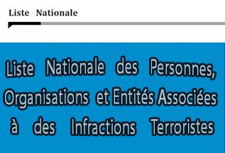 Liste nationale